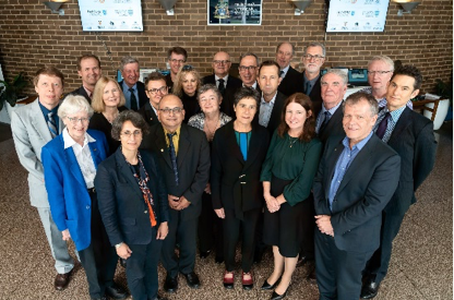 Members of the Australian Academy of Science fellowship